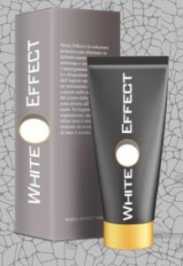 white effect prodotto