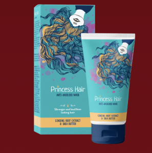 princess hair prodotto