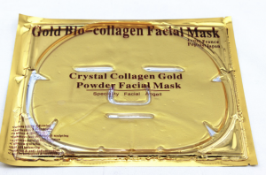 gold mask prodotto
