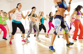 dimagrire con zumba