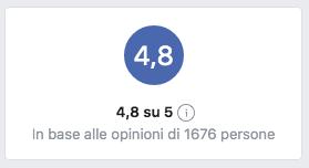 La Capsuleria recensioni facebook
